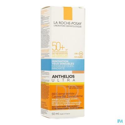 La Roche Posay Anthelios Ultra Creme Getint Ip50+ Parfum 50ml