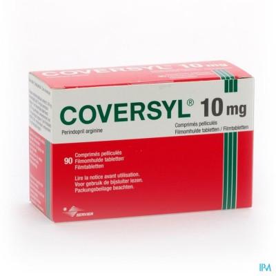 COVERSYL COMP 90 X 10 MG