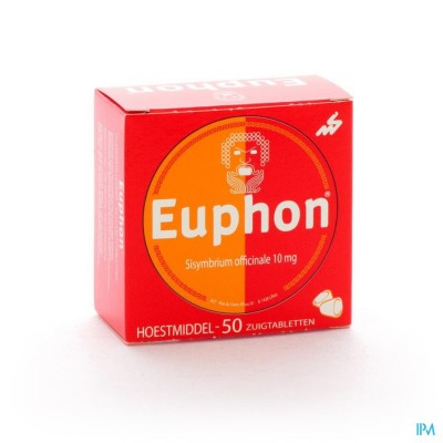 Euphon Past. A Sucer - Zuigpast (nf) 50g
