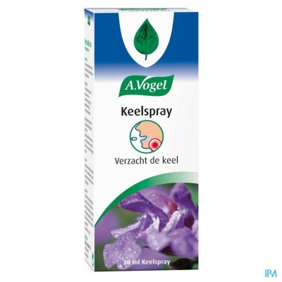 A.Vogel Spray voor de keel 30ml