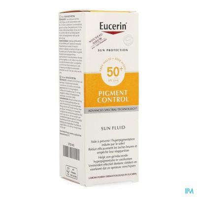 Eucerin Sun Pigment Control Fluid Ip50+ 50ml