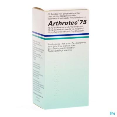 Arthrotec 75 Comp 60 X 75mg