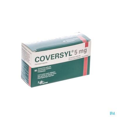 Coversyl Pi Pharma 5mg Filmomh Tabl 90 X 5mg Pip