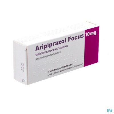 Aripiprazol Krka 10mg Comp 28 X 10mg