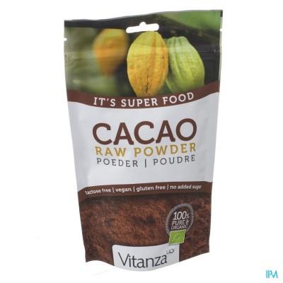 Vitanza Hq Superfood Cacao Raw Pdr Bio 200g
