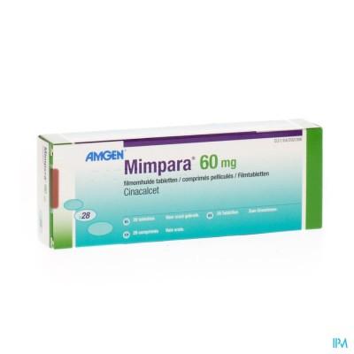 Mimpara Tabl 28 X 60mg