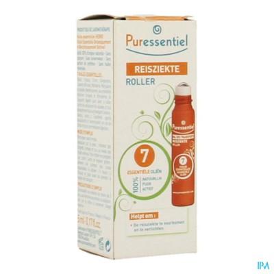Puressentiel Roller Reisziekte 7 Ess Olie 5ml