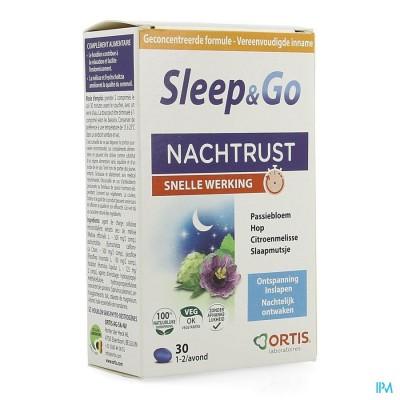 Ortis Sleep & Go Comp 30