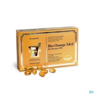 BIO-BORAGO+EPA CAPS 90