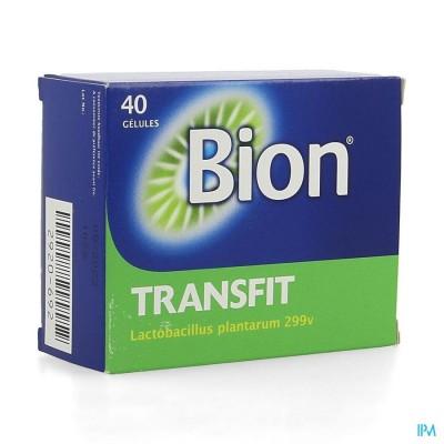 Bion Transfit Caps 40