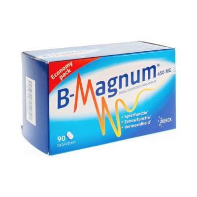 B-MAGNUM TABL 90X450MG
