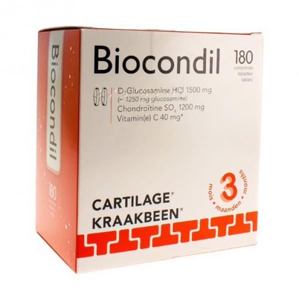 biocondil glucosamine