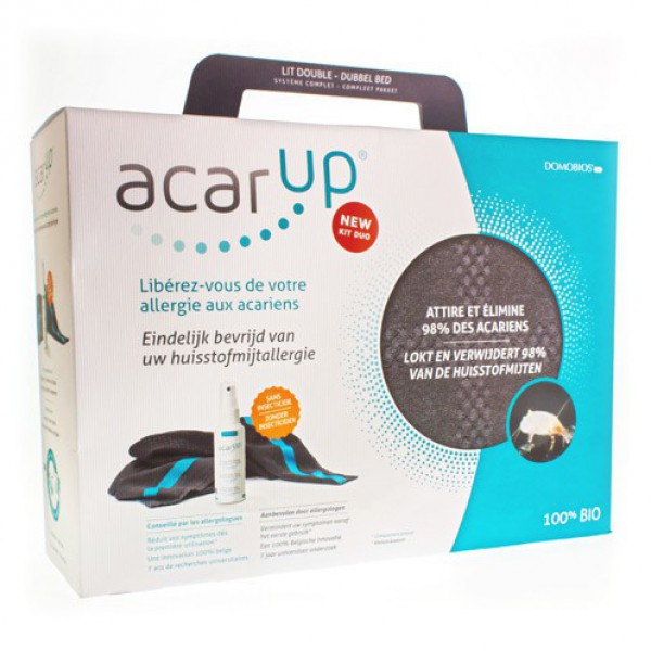 ACAR UP HUISSTOFMIJT KIT DUO 2 TEXTIEL.+SPRAY100ML