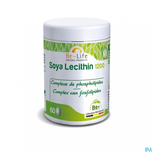 Soya Lecithin 1200 Be Life Caps 60
