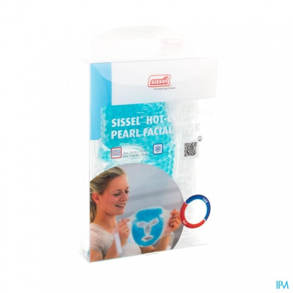 Sissel Hot Cold Pearl Facial Mask