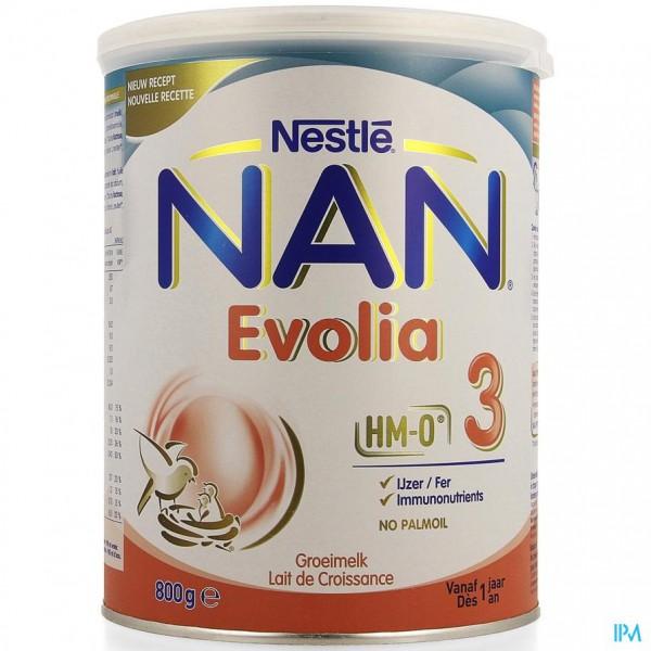 Nan Optipro Evolia 3 Nf 800g