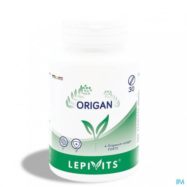 Lepivits Oregano Origanum Vulgare Tabl 30