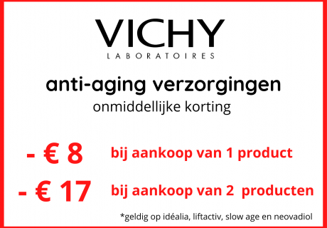 Korting anti-aging Vichy