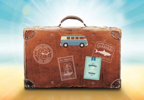 Op reis naar het buitenland ?