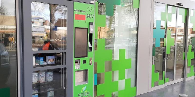 Buitenautomaat