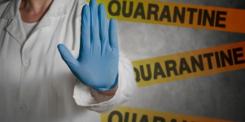 Quarantaine- wat moet je doen?