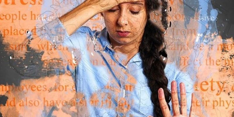 Advies over stress, angst, slecht slapen